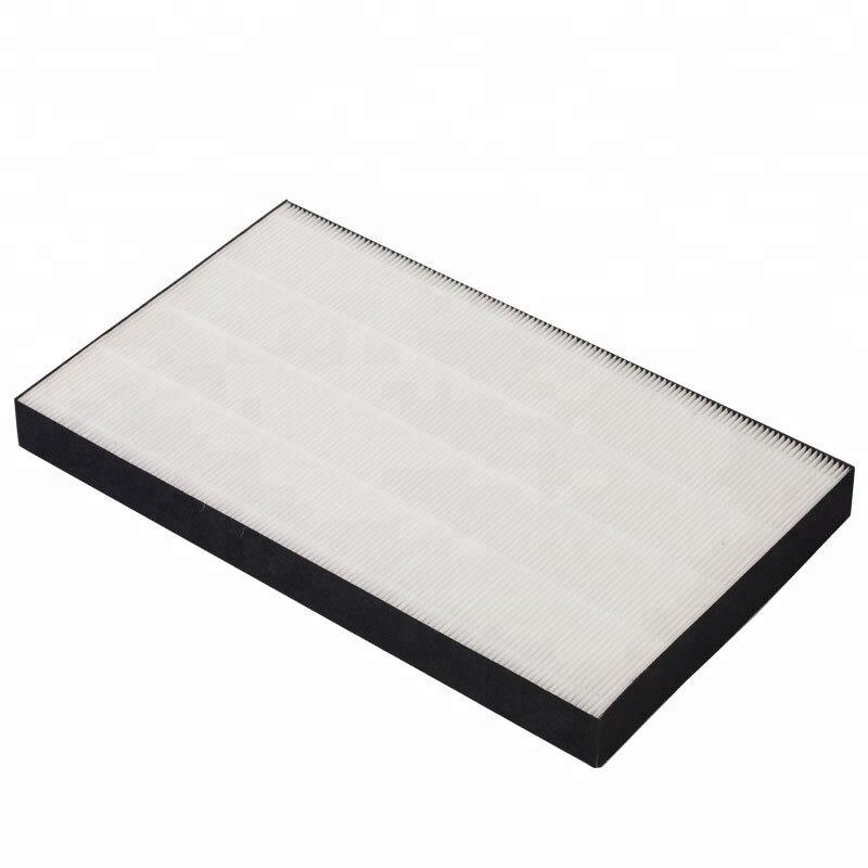 0.1 micron h13 air purifier deep pleated hepa filter directly supplied by hepa filter factory
