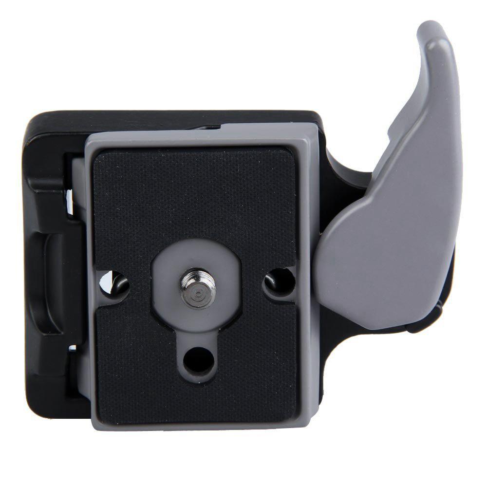 Камера 323 быстрый-релиз зажим адаптер + крепления совместимы для Manfrotto 200PL-14 Compat блюдо фото аксессуары