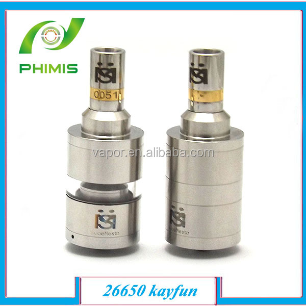 Best selling clone atomizer full mechanical kayfun lite atomizer 26650 kayfun lite plus, mini kayfun , kayfun 3.1 clone