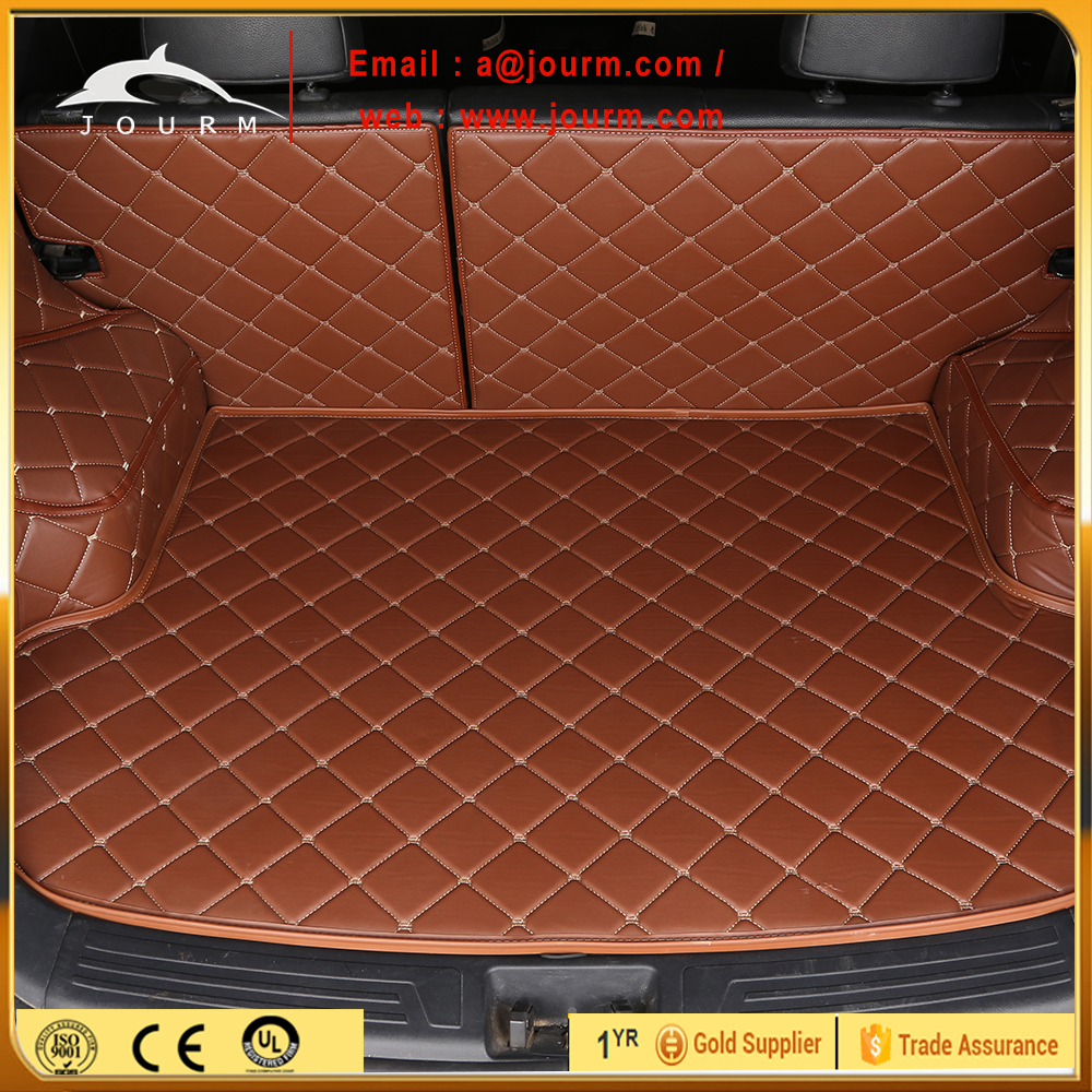 Factory direct sale PET polyester burtex trunk mat material