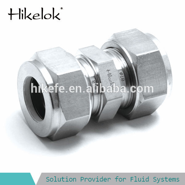Stainless steel npt thread forged tube fittings quot male