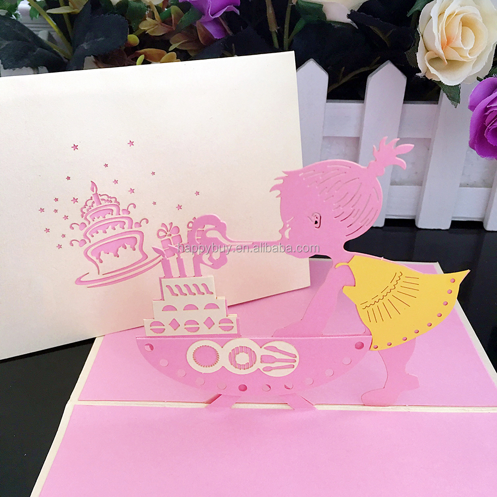 Baby Girl Card, Baby Girl Card Suppliers and Manufacturers at ...