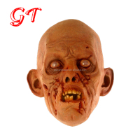latex horror halloween mask