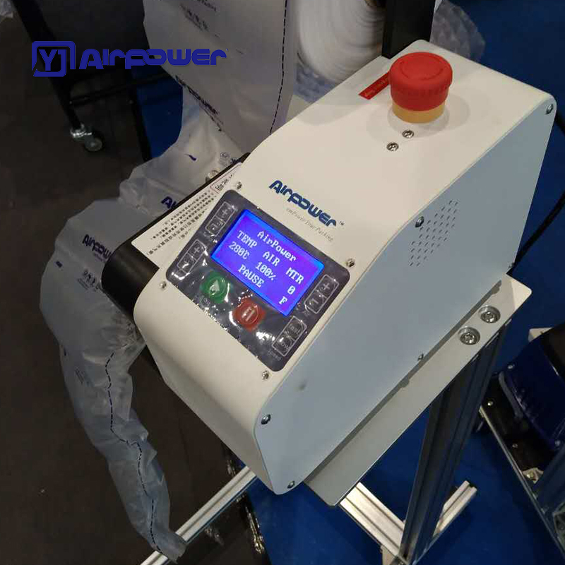 AIRPOWER hot new products air bubble film machine