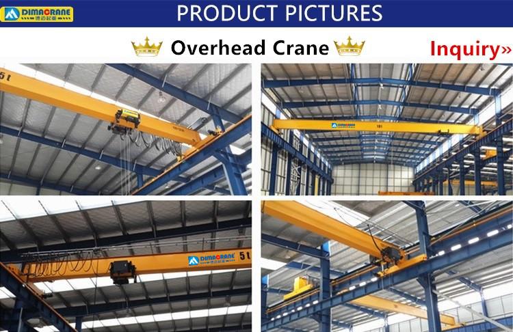 5 ton Europe style Overhead crane