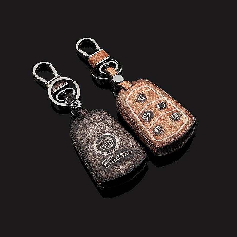 Smart Car Key Case Cover 2010 2015 Cadillac Srx Xts Sls