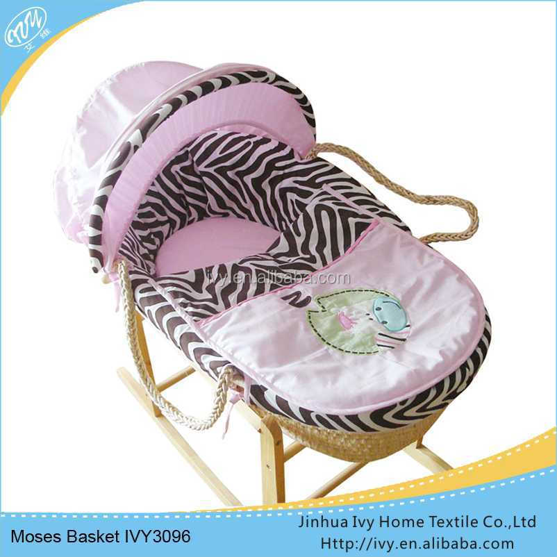 cheapest price baby basket set picnic basket with trolley