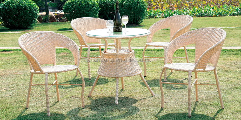 Factory Outlet Outdoor Rattan Resin Wicker Patio Garden Furniture 3 5 pieces Table Chairs Set & Factory Outlet Outdoor Rattan Resin Wicker Patio Garden Furniture 3 ...