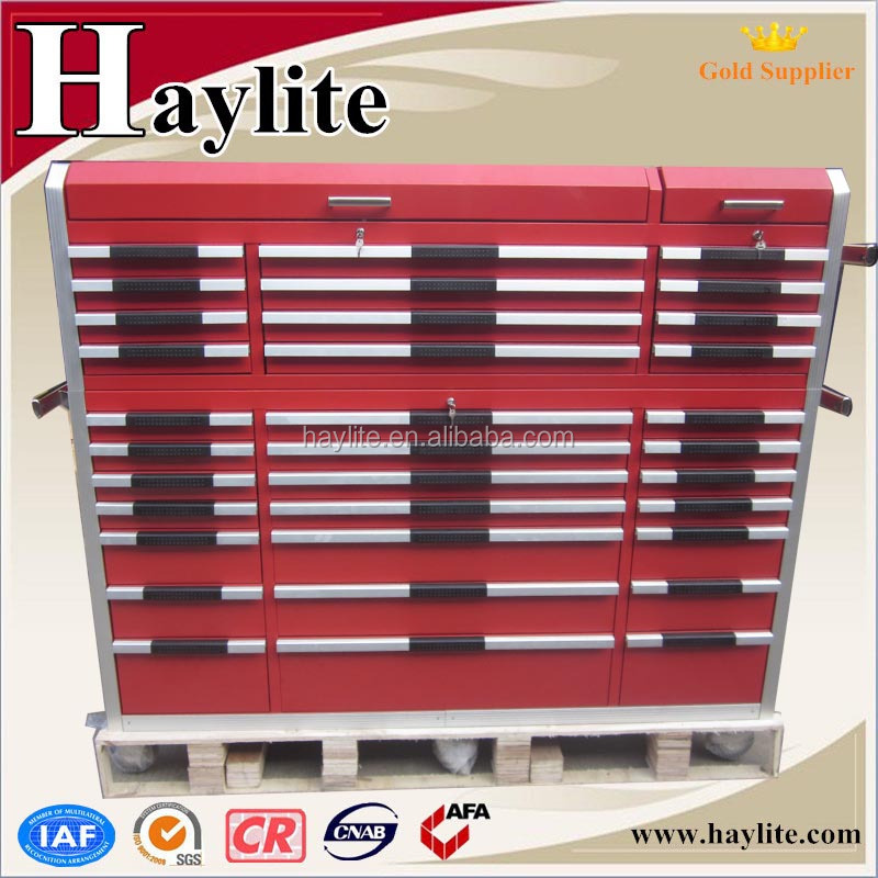 Heavy duty workshop mobile metal 72 inch tool cabinets