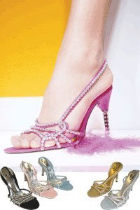 Ladies Bridal Sandal