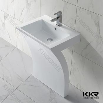 Wash Hand Basin Stand Floor Standing Design