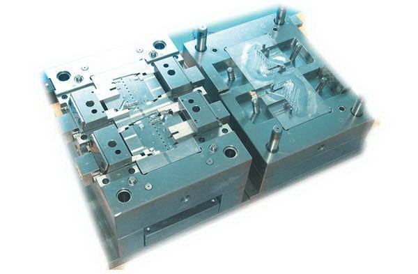 Low price high polish plastic injection mould for juicer