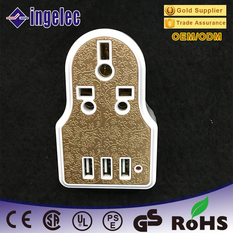 standard us voltage current relationship