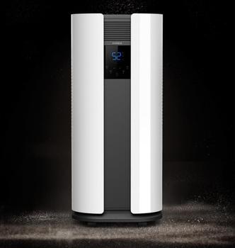 bathroom dehumidifier. ol210-e25 bathroom dehumidifier air purifier combo 25l/day t