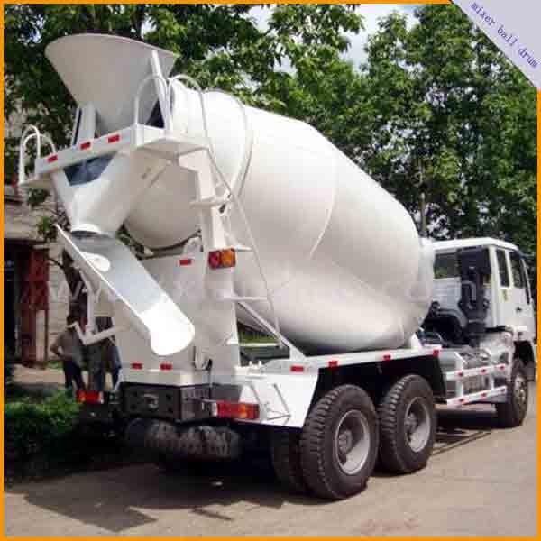 Автобетоновозов барабана бетоносмесителя 12cbm бетоносмеситель Маврикий