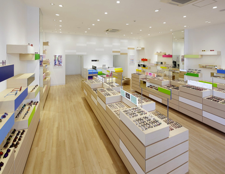 Top Fashion Optical Shop Fittings Furniture Equipment Decoration Optical Shop Interior Design