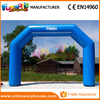 Large advertising inflatable finish archway Inflatable arch