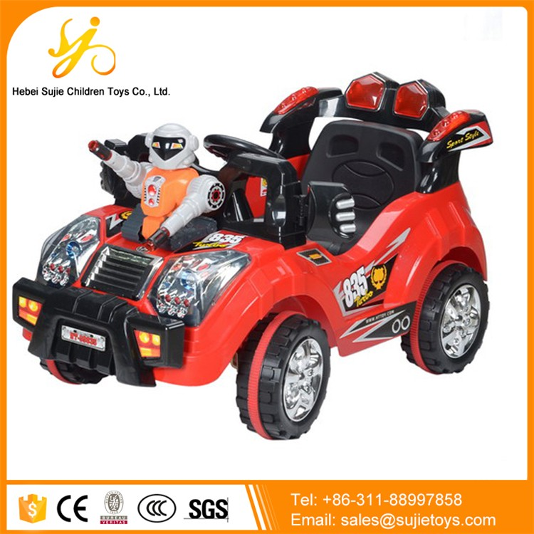 new style double children drive remote control electric kids car cheap kids electric cars