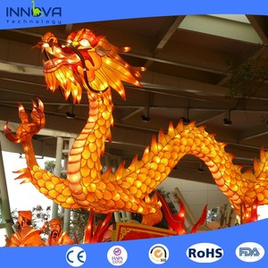 Innova-Long dragon lantern, Chinese lantern for sale