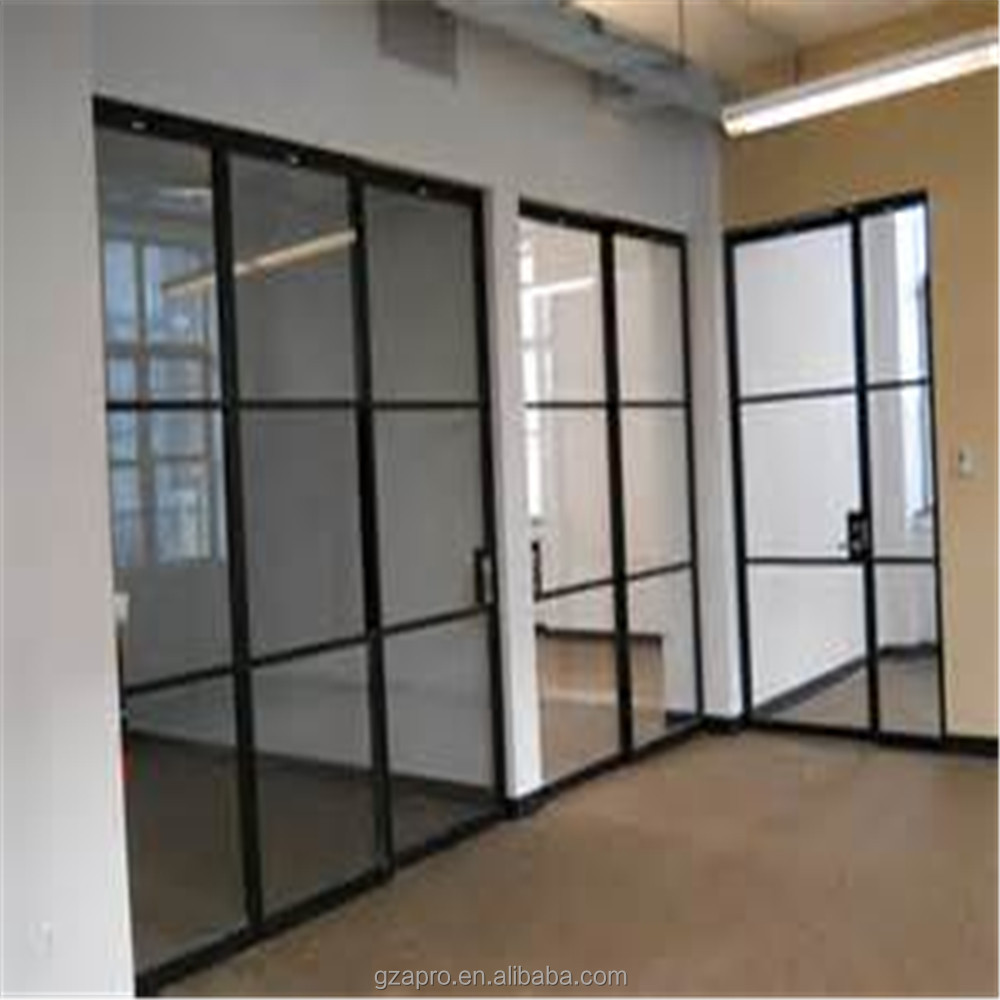 Office furniture for office partition wall used office Office partition walls with doors