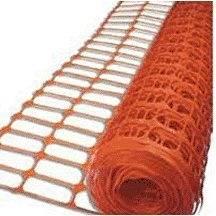 Orange Construction Safety Fence Premium 100-Feet by 4-Feet