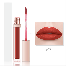 Matte private label großhandel oem <span class=keywords><strong>lipgloss</strong></span> wasserdicht samt matte 13 farben kosmetik <span class=keywords><strong>lipgloss</strong></span> für frauen