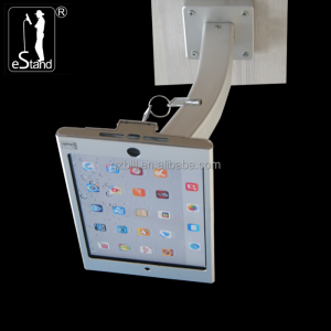 eStand BR24004 exhibition/software presentation metal tablet case theft proof for ipad mini4 bracket