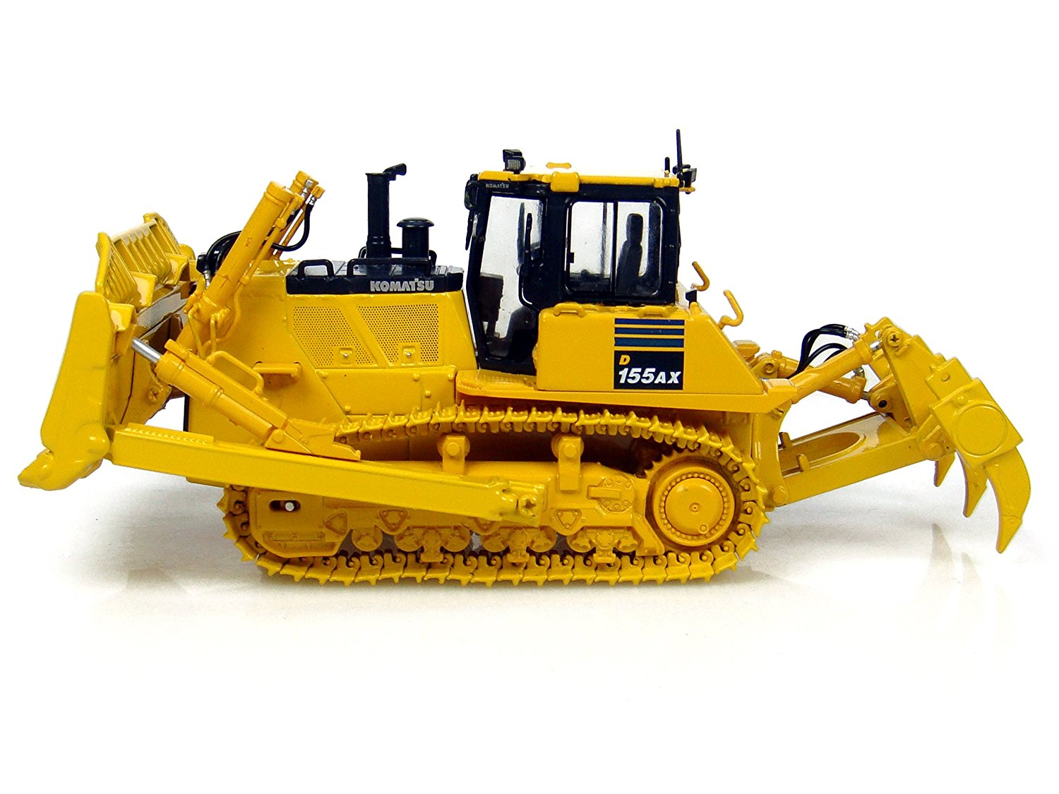 Get Quotations · Komatsu D155 AX-7 Tracked Dozer / Ripper by Universal  Hobbies