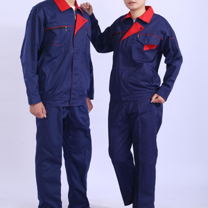 Factory direct sale polyester,cotton Coverall Work wear Uniform