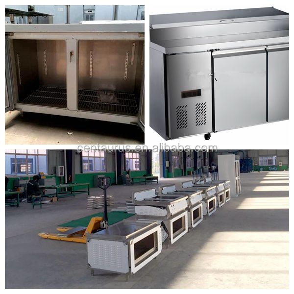 Good quality salad counter chiller with best price
