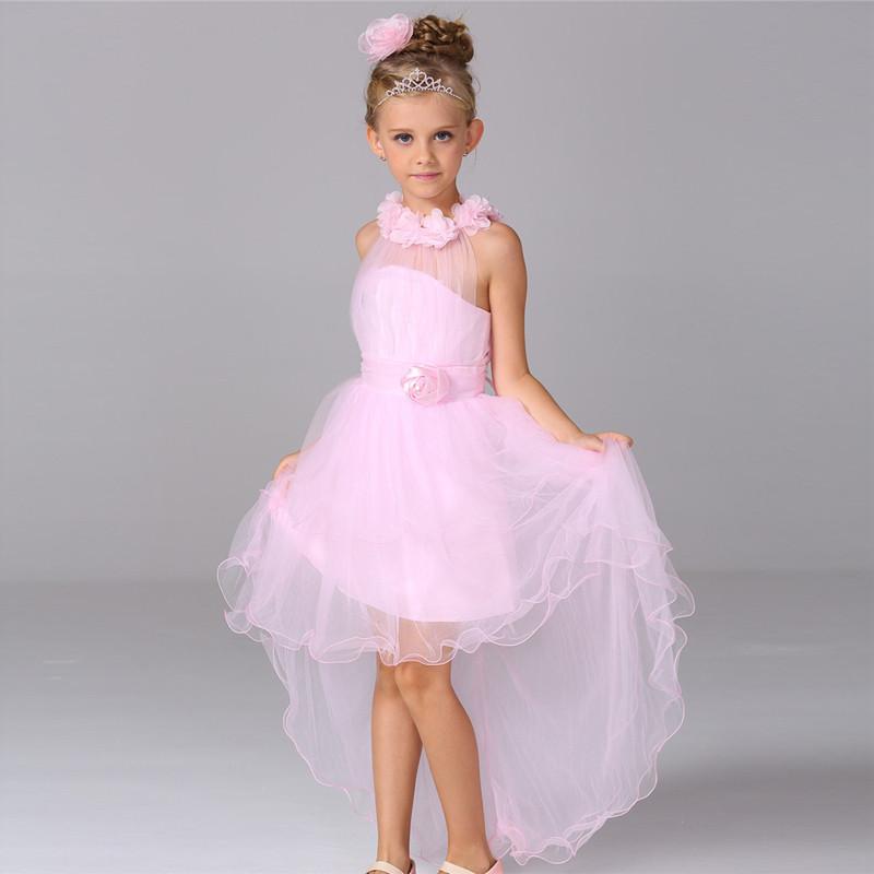 Whosesale bebê menina vestido crianças lindo vestido da princesa ...