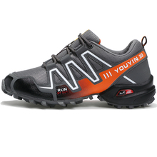 Womens Waterproof Hiking Shoes Outdoor Breathable Walking Running Shoes