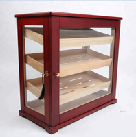 Professional Display Luxury Cabinet Cigar Humidor Manufacturer