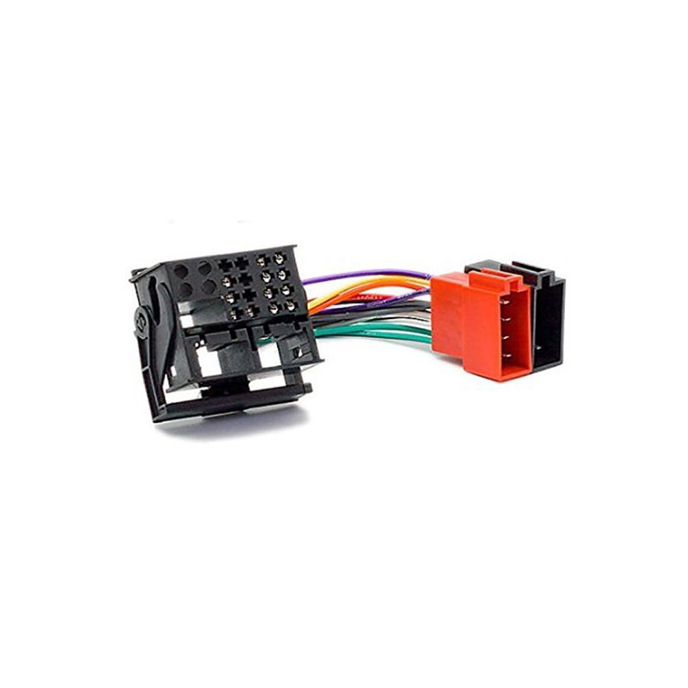 Cheap Wiring Harness Adapter Car Stereo Find Wire Get Quotations Autostereo Auto Audio Cable For Renault 2009 12 127 Iso