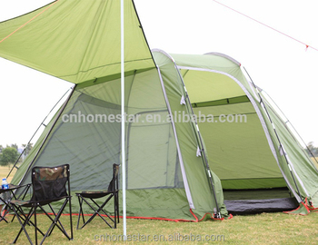 Star home Super Big Family C&ing Tent eight person big sleeping area family tent outdoor tent  sc 1 st  Wholesale Alibaba & Star Home Super Big Family Camping Tent Eight Person Big Sleeping ...