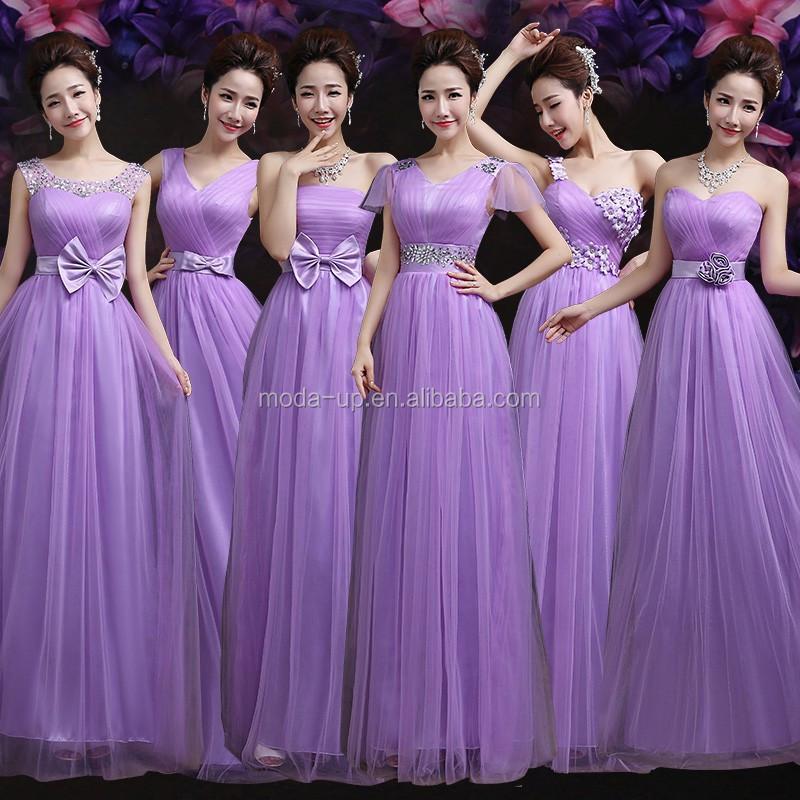 Encantador Vestidos De Las Damas De Color Burdeos Friso - Vestido de ...