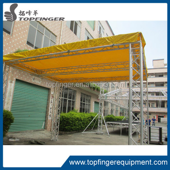 Hot Sale Style Best Cable Truss Tent Steel Roof Trusses For Wedding Party