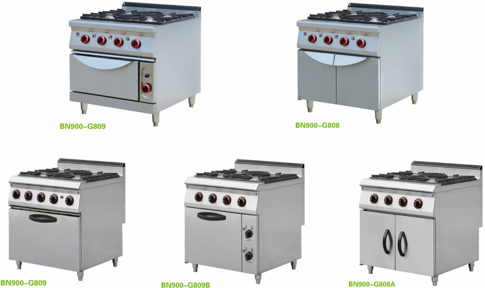 Restaurant Kitchen Gas Stove bn-2t-2 chinese restaurant equipment 2 burner table top gas stove