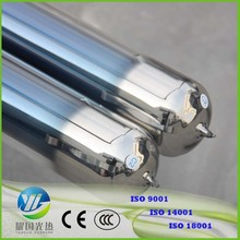 Heat Pipe High Pressure Vacuum Tube Solar Air Conditioner Conditioning Pipes