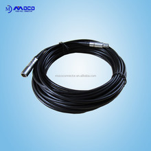 Electrical Cable Assemblies for Home Appliances and Office Equipment, with chrome -plated Conductor