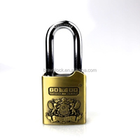 Zinc Alloy Bottom Open Combination Padlock With Master Key 52.8mm ...