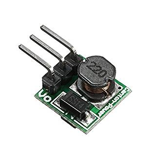 dipshop Mini DC-DC 0.8-3.3V To DC 3.3V Power Step UP Boost Module For Arduino Breadboard