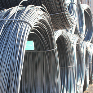 High tensile GB standard 5.5mm wire rod in coils with long service life