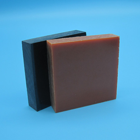 3mm - 50mm thickness black orange red bakelite material for electric insulation part