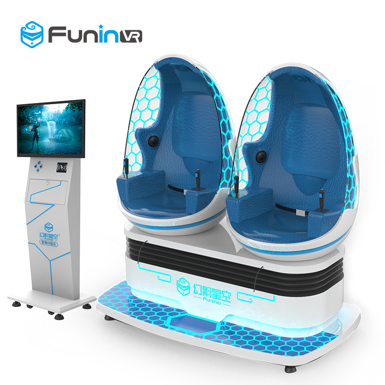 Funin VR 9D VR Virtual Reality Motion Stoel Gaming Simulator Import Uit China Pretpark Games