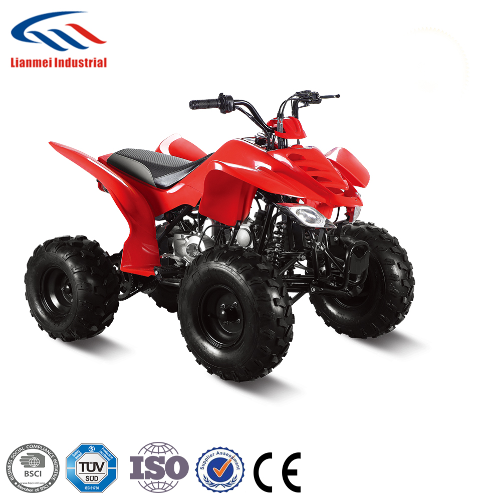 110cc Chinese Atv Equipped With 4-stroke Lifan Engine - Buy Engines With  Pto,Small 4-stroke Engine,125cc Engine 4-stroke Product on Alibaba com