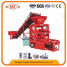 Qtj 4-26c Automatic Concrete Brick Block Making Machine