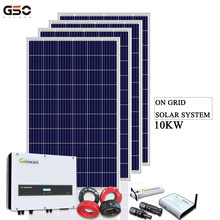 7kw solar power system home power solar panel system