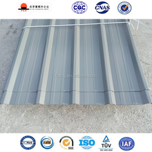 Pressed Color Decorative Sheet Metal Panels For Wall and Roof