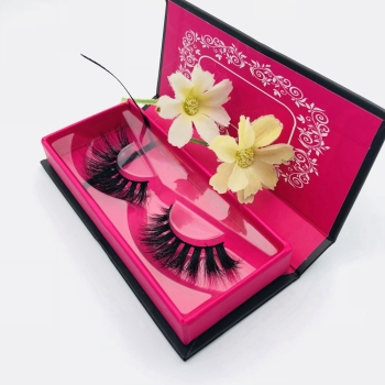 Mikiwi 3d mink strip eyelashes private label mink lashes wholesale mink eyelashes kit